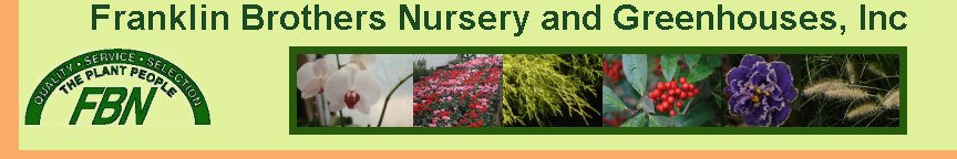 Franklin Brothers Nursery and Greenhouses, Inc